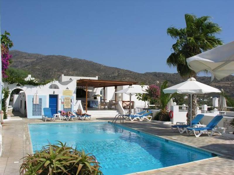 Hotel Marcos Beach - Mylopotas - Ios